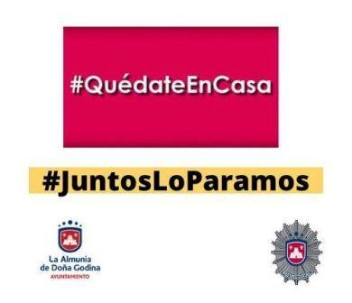 #JuntosLoParamos