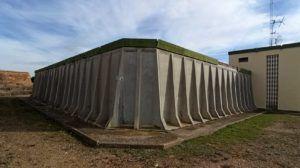 Depósitos de agua de La Almunia
